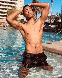 Antonio - Aussie Heat Male Revue