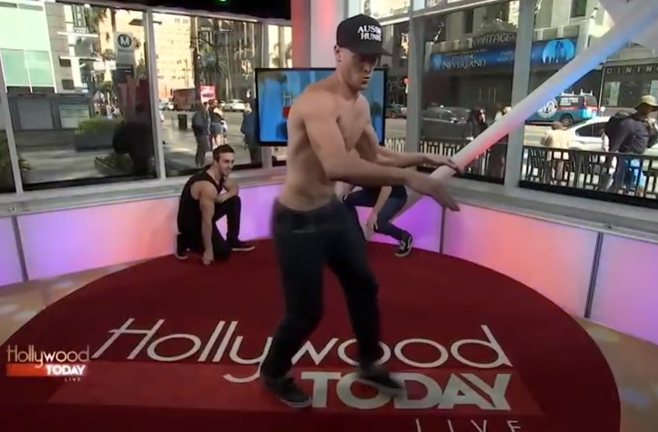 Aussie Heat on Hollywood Today